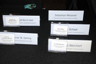 Speakers at Hamburger Datenschutztage 2015