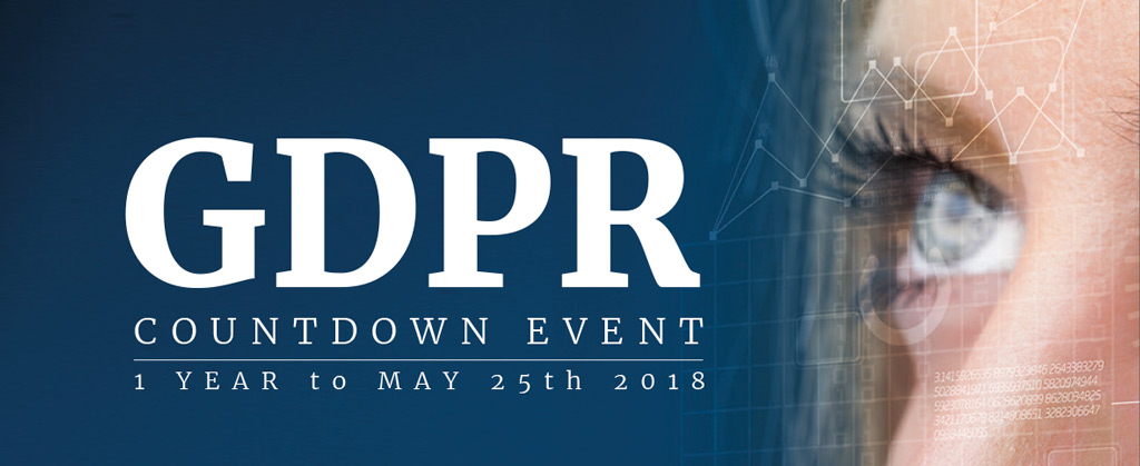 GDPR Countdown Event